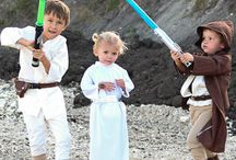 The Star Wars PLACE / Star Wars fun for your little Jedi! May the force be with you... / by The Children's Place