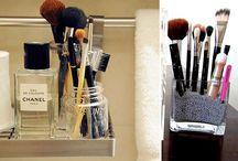 Organize It / Ideas on keeping my home organized. / by Sara Watts