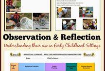 Preschool: Themes & Applications