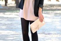 Otoño-invierno / Women's look / Ropa que me encanta de la temporada otoño - invierno