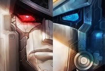 Transformers Illustrations