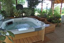 piscine aménagée