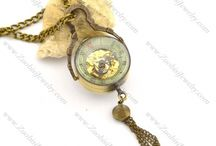 Mechanical Pocket Watches / classical roman number mechanical pocket watches