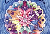 Sacred Sisterhood / Together with love we will change the world. www.ReneeJeffus.com