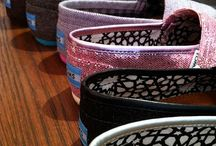 Shoes / by Joy Van Hooser