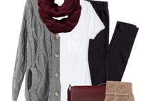 Daily Fall outfits