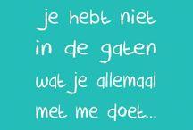 Lyrics Nederlands