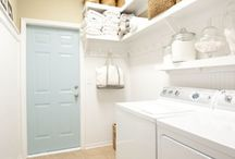 Laundry room reno / by Heather Britton