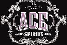 Brand / Ace Spirits Branding