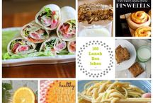 Lunchbox & snacks / by Sonja McLaughlin