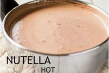 Hot Drinks / Interesting & delicious hot drinks to help keep you warm on those cold winter nights.