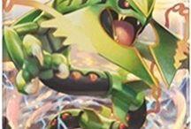 Pokemon Trading Cards / Pokemon trading cards and merchandise.