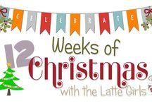 Latte Girls 12 Weeks of Christmas