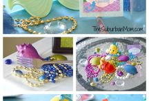 Little Mermaid Party / by Caren Thompson
