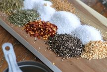 Spice it up..Homemade Spice Mixes