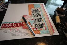 Scrapbooking: Photo Booth Strips
