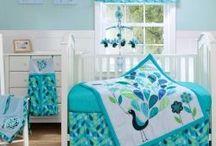 Baby's Nursery Ideas / Budget-friendly nursery decor and bedding sets.