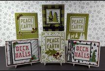 Stampin' Up! Carols of Christmas Stamp Set Online Card Class