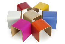 Kids Furniture / kids stools, chairs, tables, toybox,  | inyouroom.com.au and other