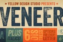 Typefaces / by Daniel Goodman