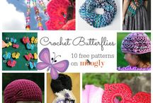 Crochet / Butterflies