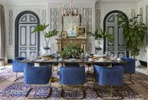 2017 DC Design House / The 10th Annual DC Design House is located at 9004 Congressional Court, Potomac, Maryland.  The showhouse includes 23 beautifully-designed spaces.