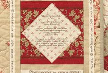 Quilt Label Inspiration / by Mary