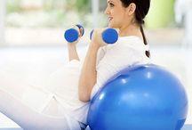 ejercicios embarazadas