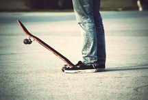 skateboarding lifestyle / Skateboarding inspiratie