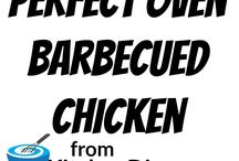 oven barbecue stips