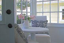 Conservatory decor ideas