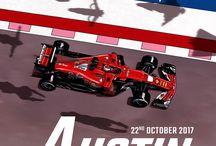 F1 poster & program