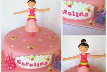 Our cakes / Aqui partilharemos alguns dos nossos trabalhos