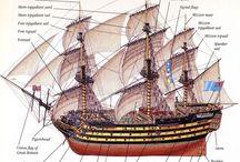 ships as