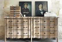 Chest of Drawers & Bedsides