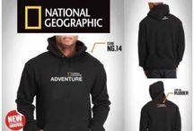 Jaket National Geographic