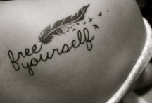Tattoos / by Hannah Swanson