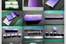 Уроки по работе с полимерной глиной