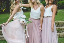 Briede's bridesmaid dress ideas