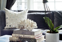 Coffee table decoration