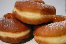 Fánk - Doughnuts