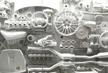 Inspiration: car showroom