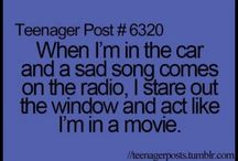 """Teenager Post"""