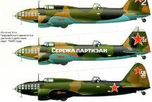 Soviet aircrafts