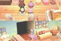 Animal Crossing house inspiration ∩^ω^∩