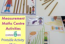Center activity
