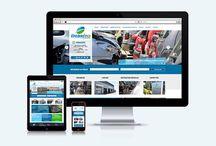 Site web / Nos réalisations de site internet. Découvrez l'ensemble des maquettes web de notre agence de communication