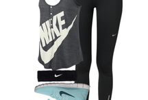 """FASHION: Sports casual / Everyday """"sporty"""" look."""