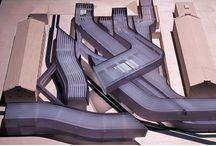 ● Zaha Hadid / by renu robin Design | rrD