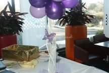 Balloon Centerpieces Wedding